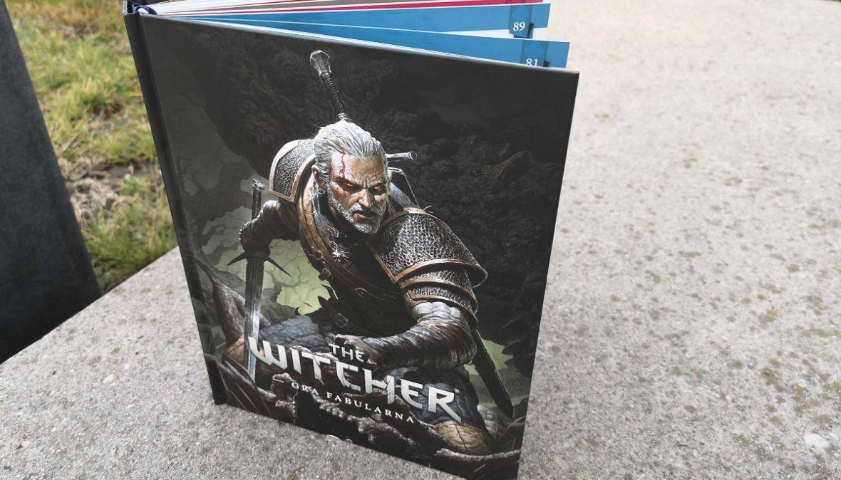 """Weź ołówek i ubij potwora. """"The Witcher"""" to RPG, które zabierze was do świata znanego z gier i książek o wiedźminie"""
