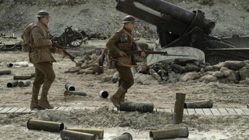 1917 film wojenny