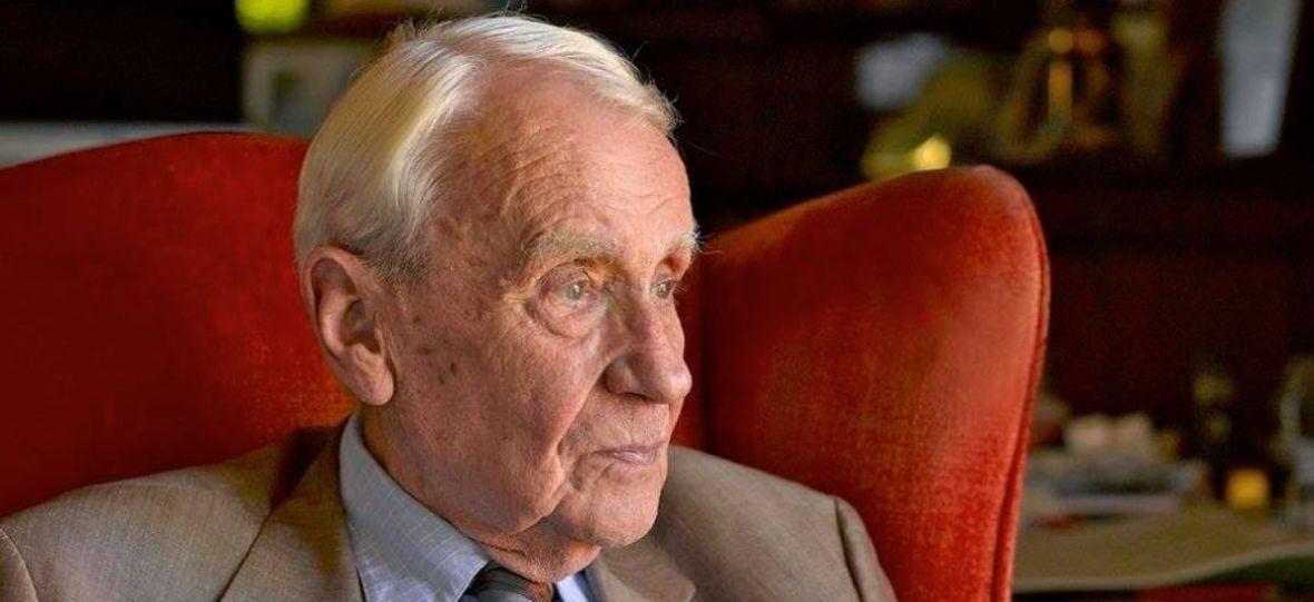 Zmarł Christopher Tolkien, syn słynnego autora fantasy i opiekun twórczości J.R.R. Tolkiena