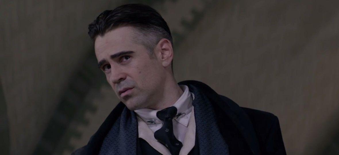 """Colin Farrell potwierdzony jako Pingwin w """"The Batman"""". Czy wypadnie równie przerażająco jak Danny DeVito?"""