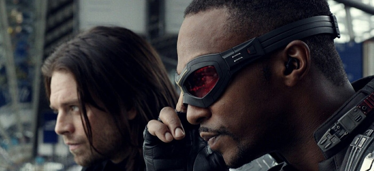 Kapitan Ameryka: Wojna bohaterów - kadr z filmu