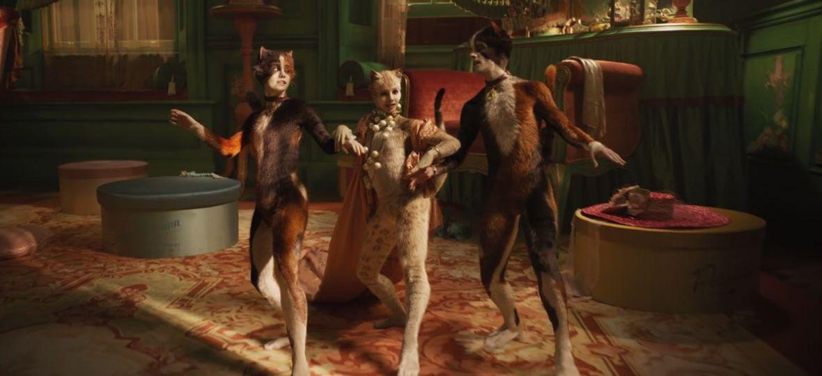 """Najgorszy film roku za nami. Oceniamy musical """"Koty"""""""