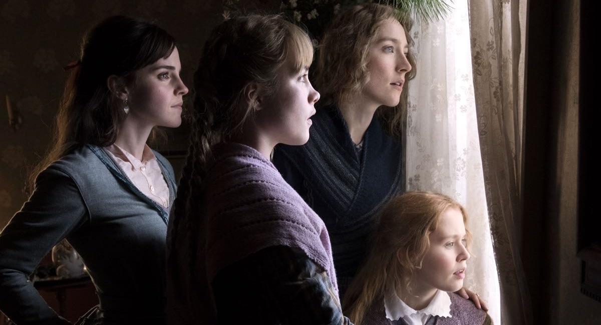 Małe kobietki – kadr z filmu