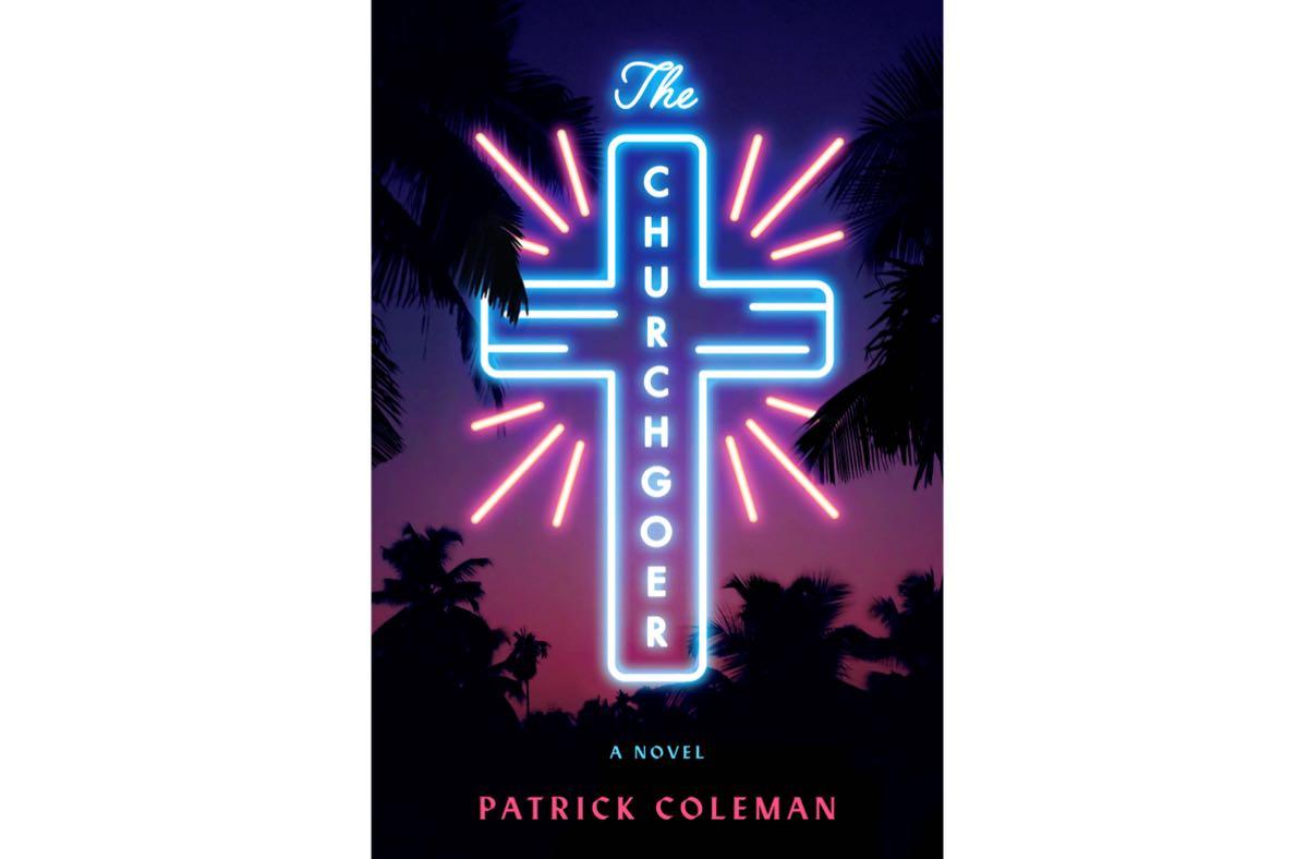 The Churchgoer - okładka książki