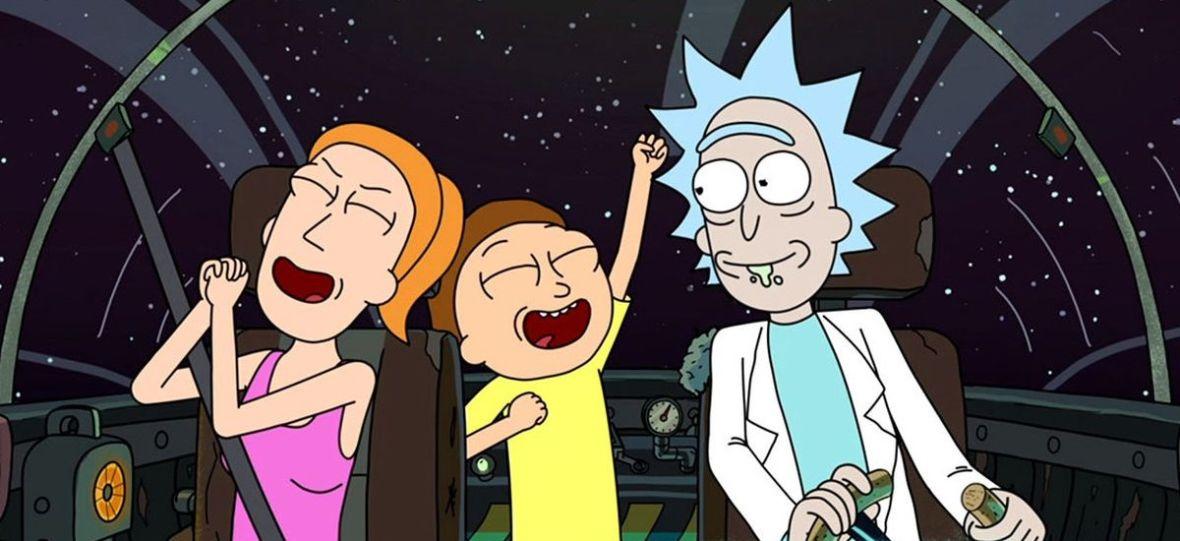 """Twórca serialu """"Rick i Morty"""" zrobi nową animację. Na której platformie pojawi się """"Gloop World""""?"""