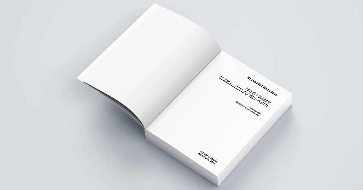 Rozum i godność człowieka - Krzysztof Gonciarz - książka