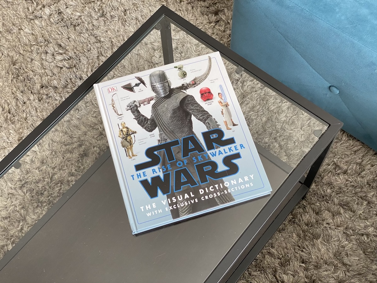 Star Wars The Rise of the Skywalker The Visual Dictionary