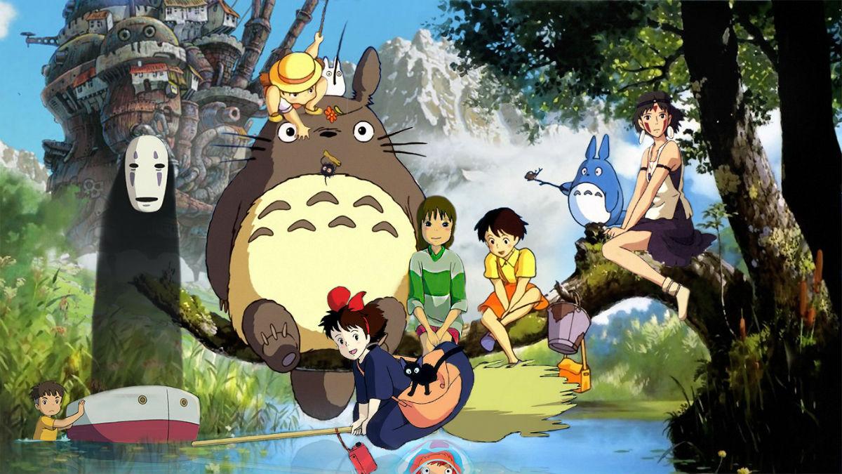 Filmy studia Ghibli trafią na Netflix