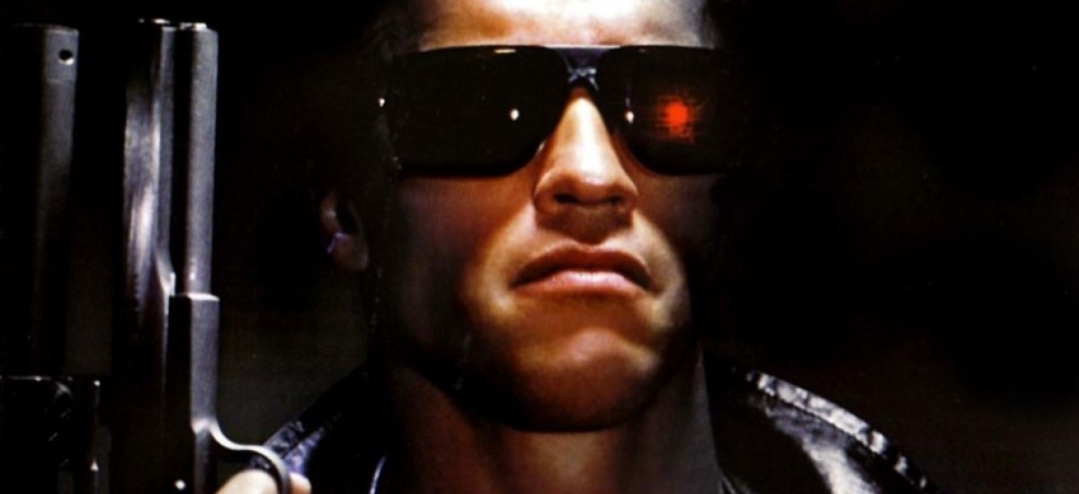 Terminator - kadr z filmu