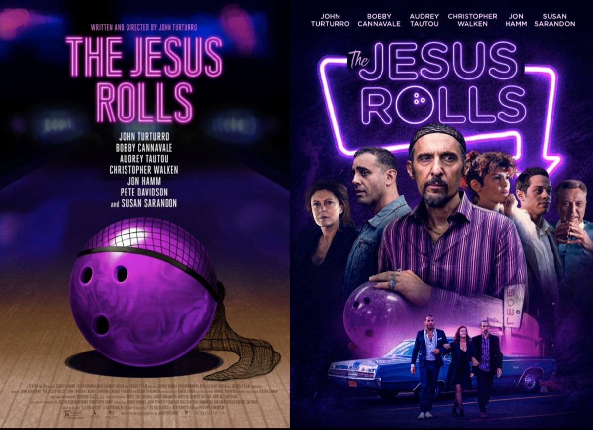 The Jesus Rolls - plakaty