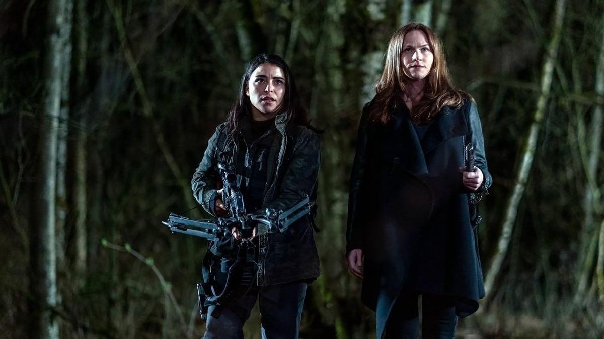 Van Helsing - kadr z serialu