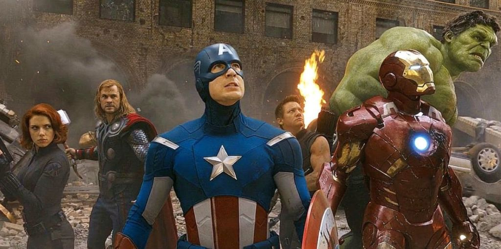 avengers 2012 film