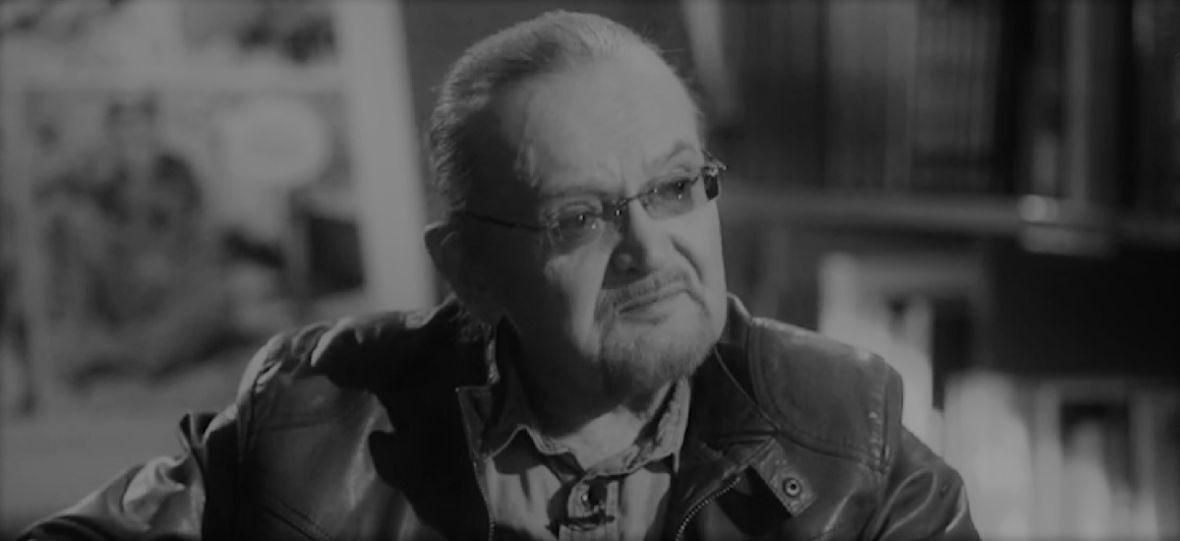 """Zmarł Bogusław Polch – rysownik komiksów z serii """"Kapitan Żbik"""" oraz twórca pierwszej komiksowej adaptacji """"Wiedźmina"""""""