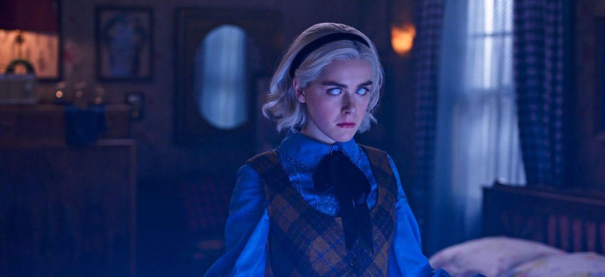 """Nastoletnia czarownica powraca w 3. sezonie """"Chilling Adventures of Sabrina"""". Sprawdź nowości na Netflix Polska"""