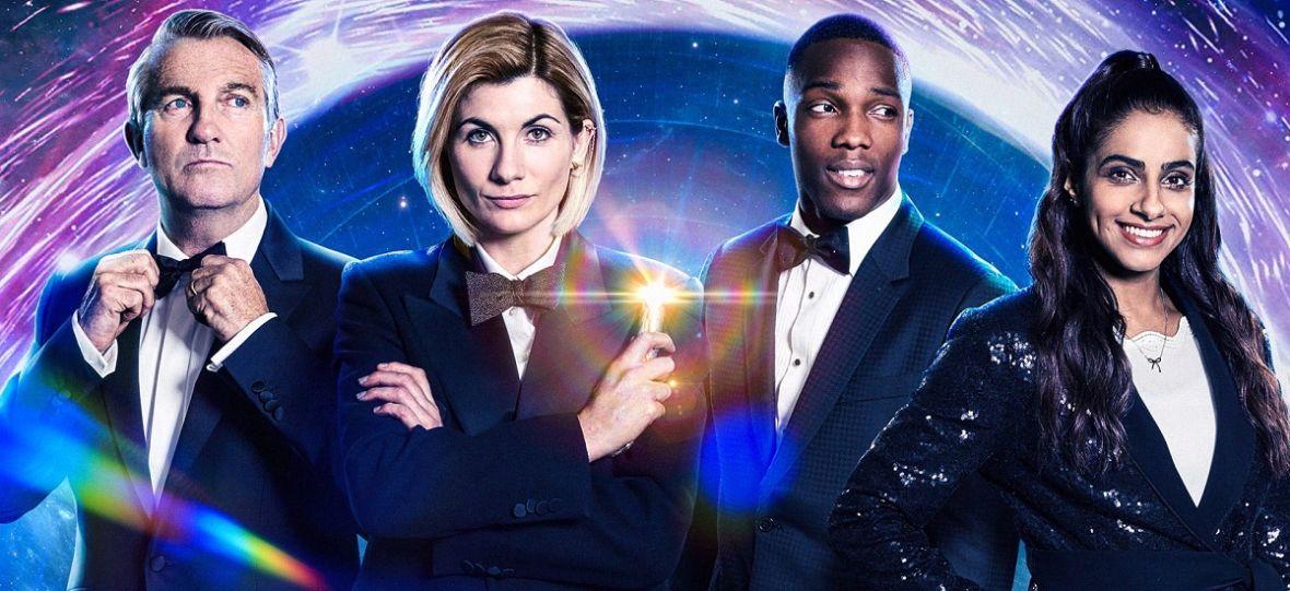 """Jeden z najpopularniejszych seriali sci-fi powraca. Byłem na planie 12. sezonu """"Doktora Who"""", gdzie rozmawiałem z twórcami i aktorami"""