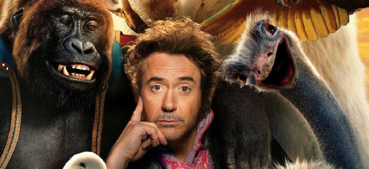 """Czy istnieje życie po MCU? Robert Downey Jr i """"Doktor Dolittle"""" zbierają bardzo kiepskie recenzje"""