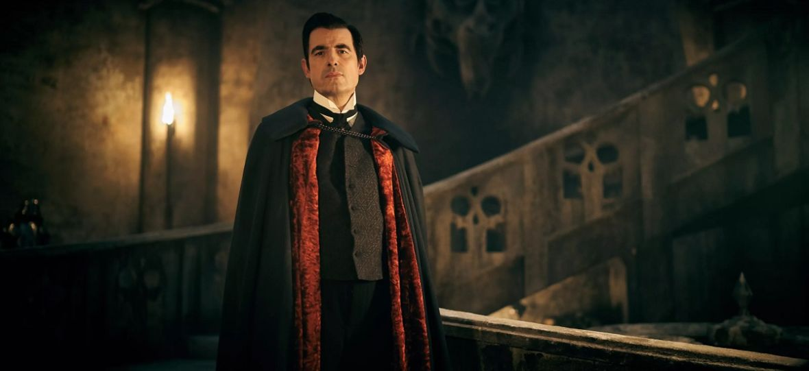 """Dopiero styczeń, a serial """"Drakula"""" już kandyduje w kategorii """"Największe rozczarowanie roku"""""""