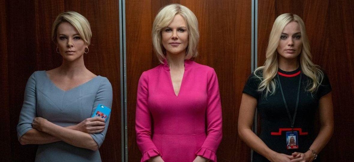"""Margot Robbie, Nicole Kidman i Charlize Theron w filmie o molestowaniu w Fox News. Oceniamy """"Gorący temat"""" – recenzja"""