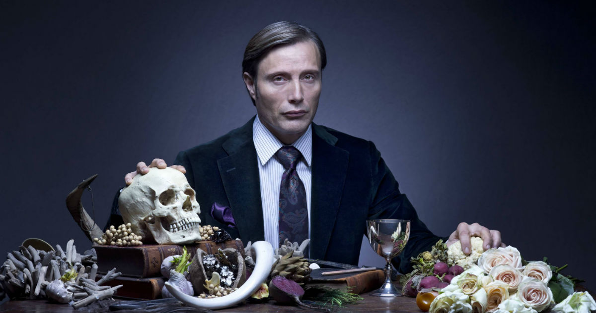 Hannibal - kadr z serialu