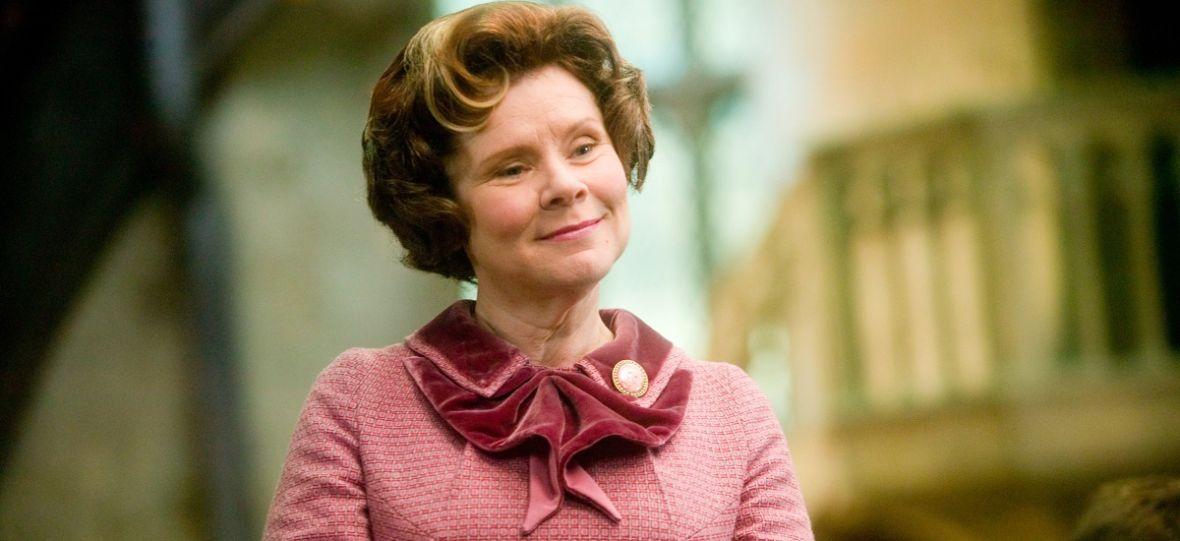 """Imelda Staunton zagra królową Elżbietę w ostatnim sezonie """"The Crown"""". Znacie ją jako znienawidzoną przez Harry'ego Pottera wiedźmę"""