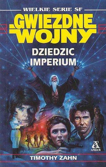 jak czytać książki star wars kolejność chronologia legendy expanded universe 3 trylogia thrawna dziedzic imperium timothy zahn a heir to the empire