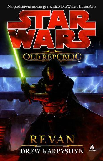 jak czytać książki star wars kolejność chronologia legendy expanded universe 8 the old republic revan drew karpyshyn