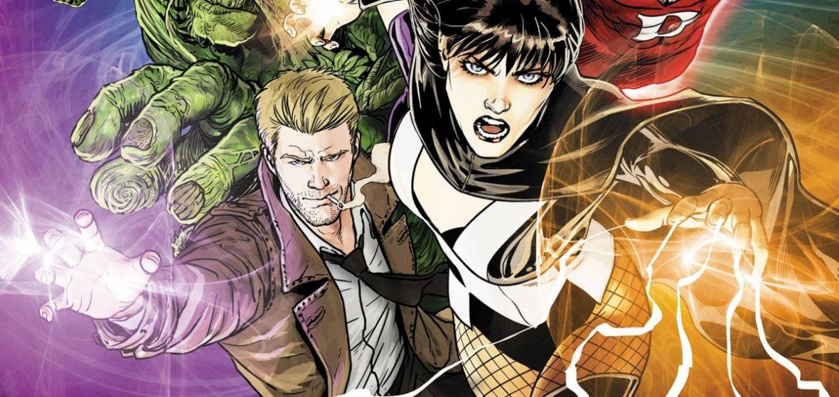 """Czy firma J.J. Abramsa zrealizuje ekranizację """"Justice League: Dark""""? Warner Media zawarło umowę z Bad Robot"""