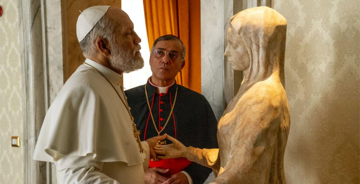 """Czy Kościół potrzebuje Lenny'ego Belardo? """"Nowy papież"""" debiutuje dziś na HBO GO"""