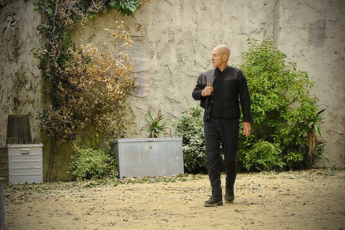 """""""Star Trek: Picard"""" to udany one-man show Patricka Stewarta – recenzja nowego serialu"""