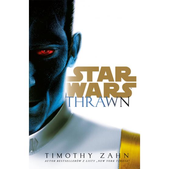 star wars thrawn timothy zahn gwiezdne wojny