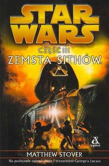 star wars zemsta sithów matthew stover the revenge of the sith gwiezdne wojny 1