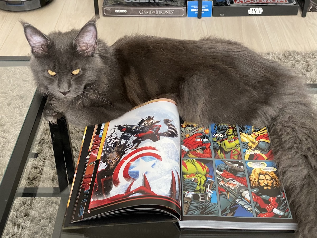 straznicy galaktyki tom 1 komiks egmont guardians of the galaxy marvel classics