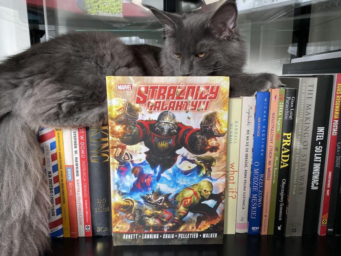 """""""Strażnicy Galaktyki"""" od Egmontu to niezły punkt startowy dla fanów filmu, którzy chcą sięgnąć po komiks"""