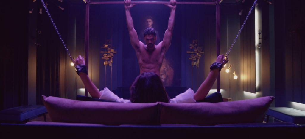 Kadr z filmu 365 dni