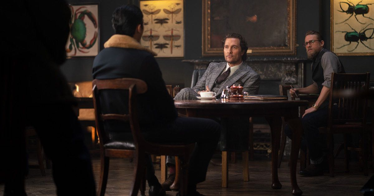 Dżentlemeni – kadr z filmu