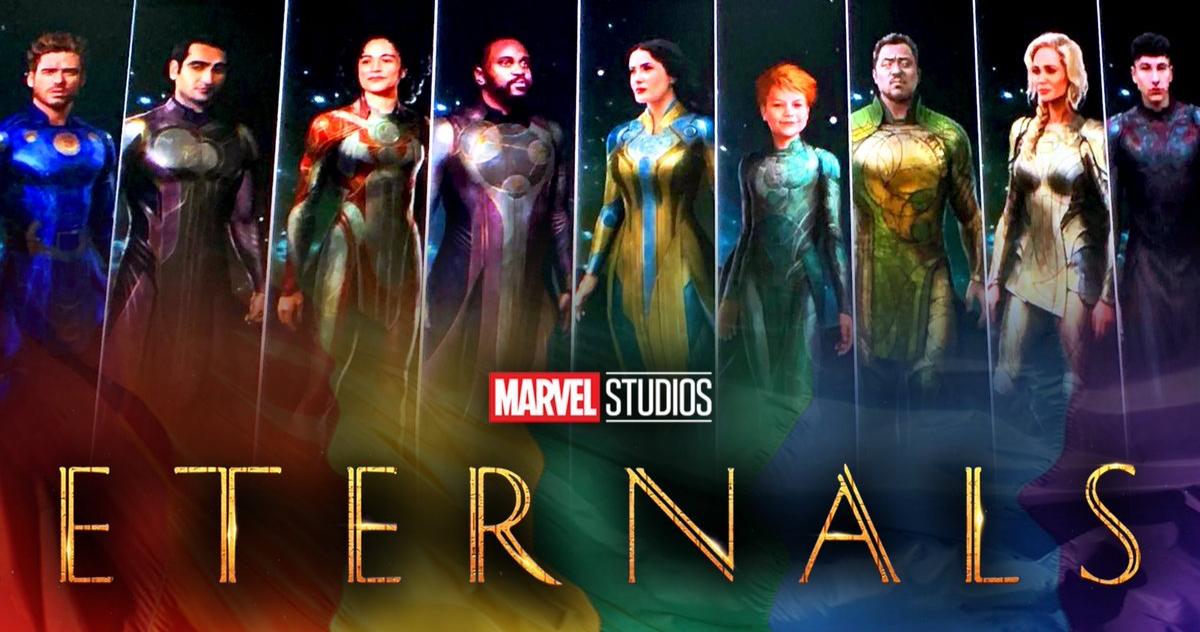 Eternals - obsada