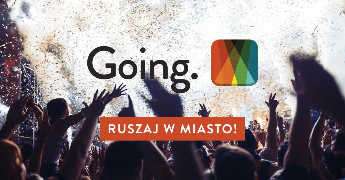 Going - aplikacja