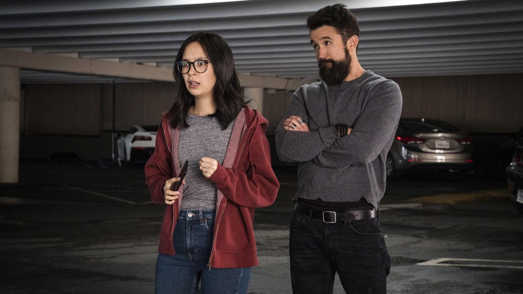 Mythic Quest: Ravens Banquet recenzja serial apple tv plus