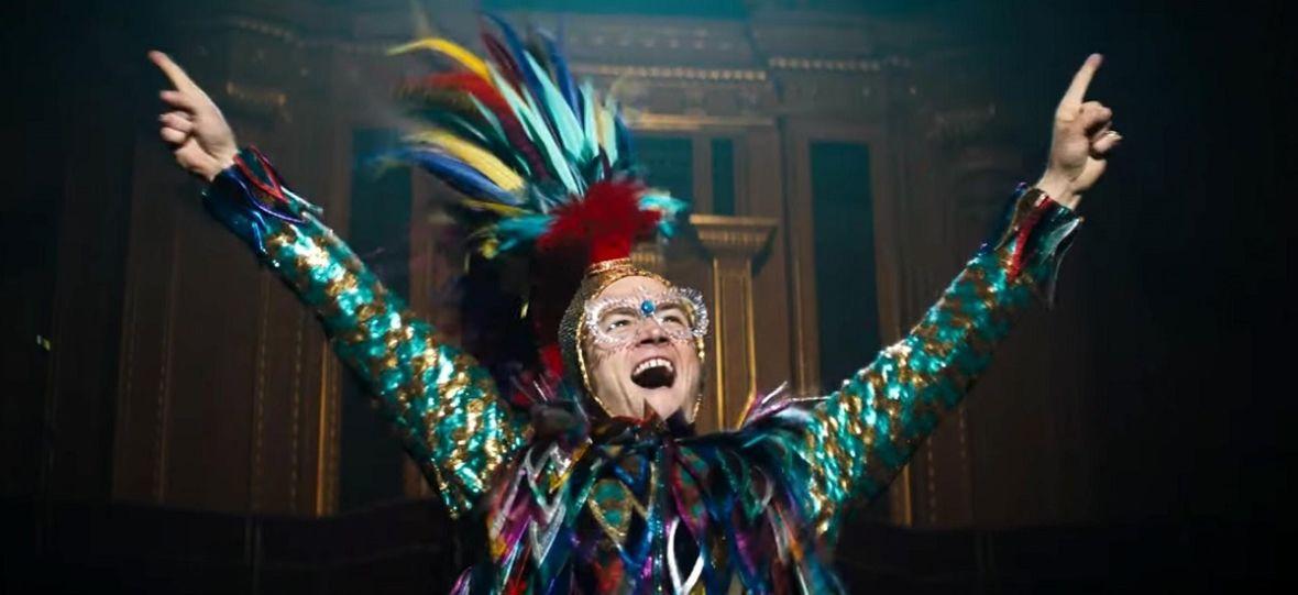 """Historia Eltona Johna. """"Rocketman"""" ląduje dziś na HBO i w HBO GO"""