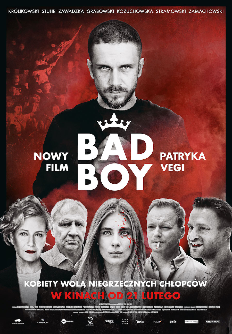 bad boy recenzja filmu