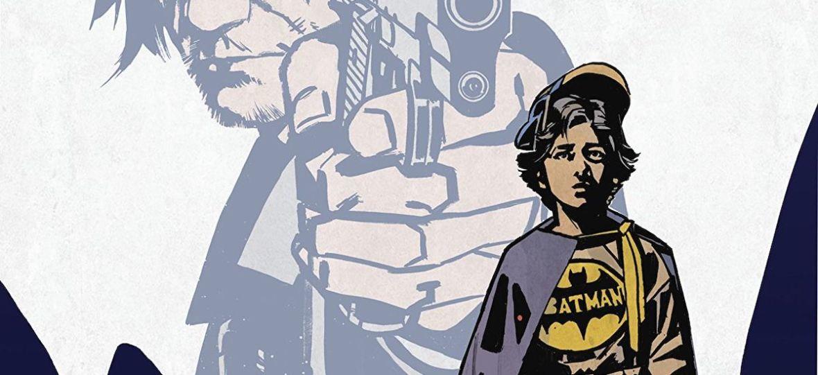 """""""Batman: Creature of the Night"""" to komiks inny niż wszystkie. Bruce jest w nim tylko zwykłym chłopcem"""