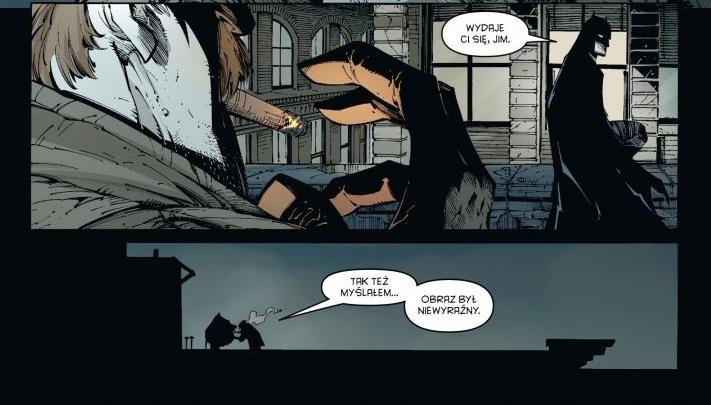 batman jak czytac komiksy