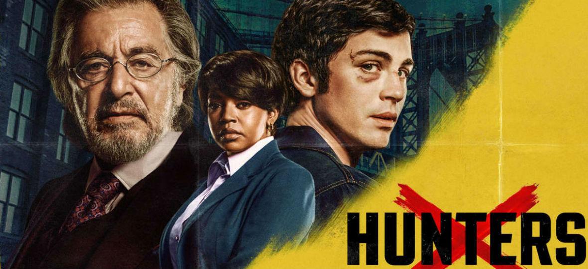 """Czy serial """"Hunters"""" wykazał się brakiem szacunku dla ofiar Holokaustu? Muzeum Auschwitz wdało się w polemikę z twórcami"""