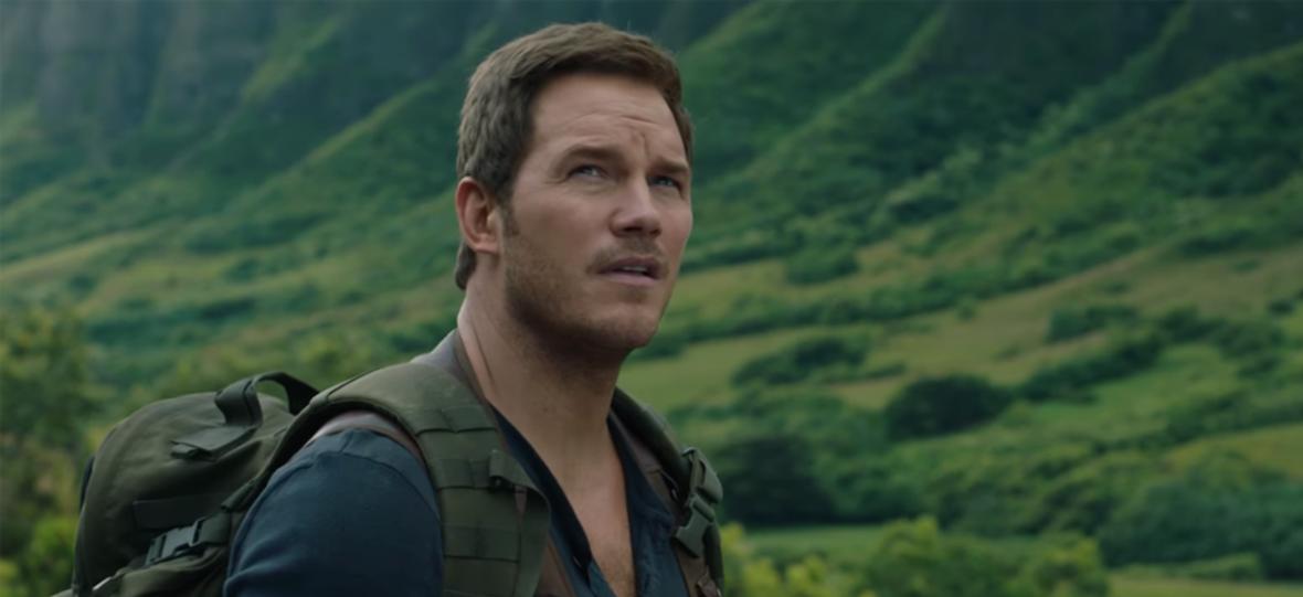 """Chris Pratt twierdzi, że """"Jurassic World 3"""" będzie jak """"Avengers: Endgame"""". To porównanie jest równie szalone, co śmieszne"""