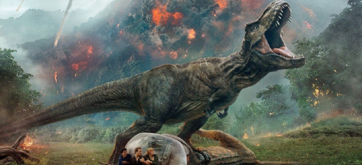 """Finałowa część serii """"Jurassic World"""" z oficjalnym tytułem. Co sugeruje podtytuł """"Dominion""""?"""