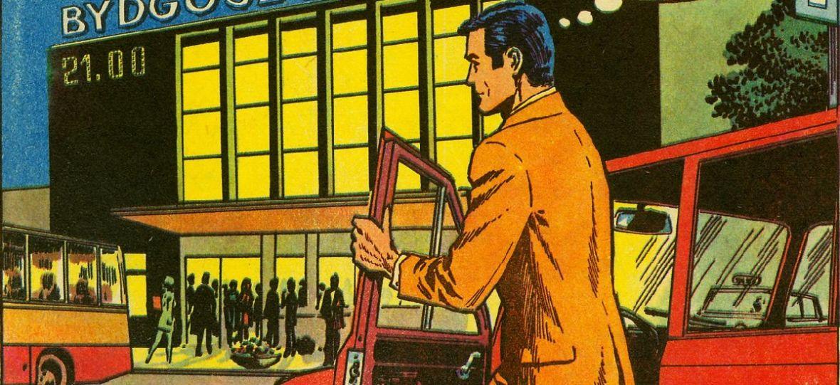 """Kapitan Żbik powraca. Legenda najsłynniejszego komiksu PRL-u pojawi się w musicalu """"Kapitan Żbik i żółty saturator"""""""