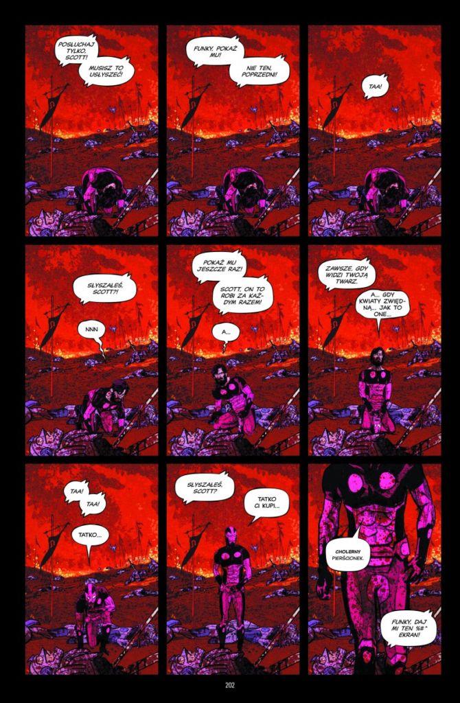 mister miracle komiks
