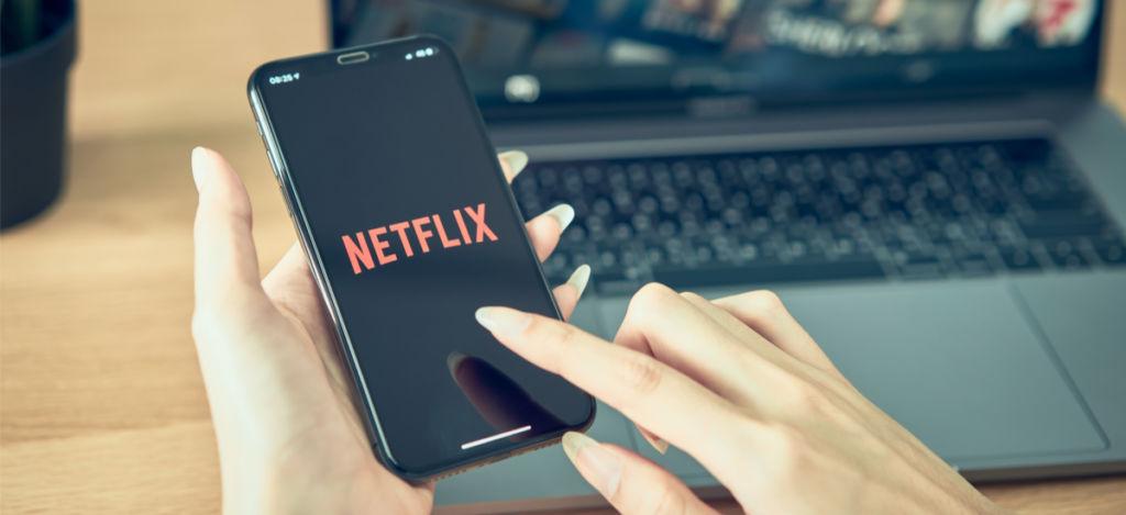 Netlix na urządzeniach mobilnych/zdj. ilustracyjne