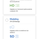 netflix plan mobilny plus