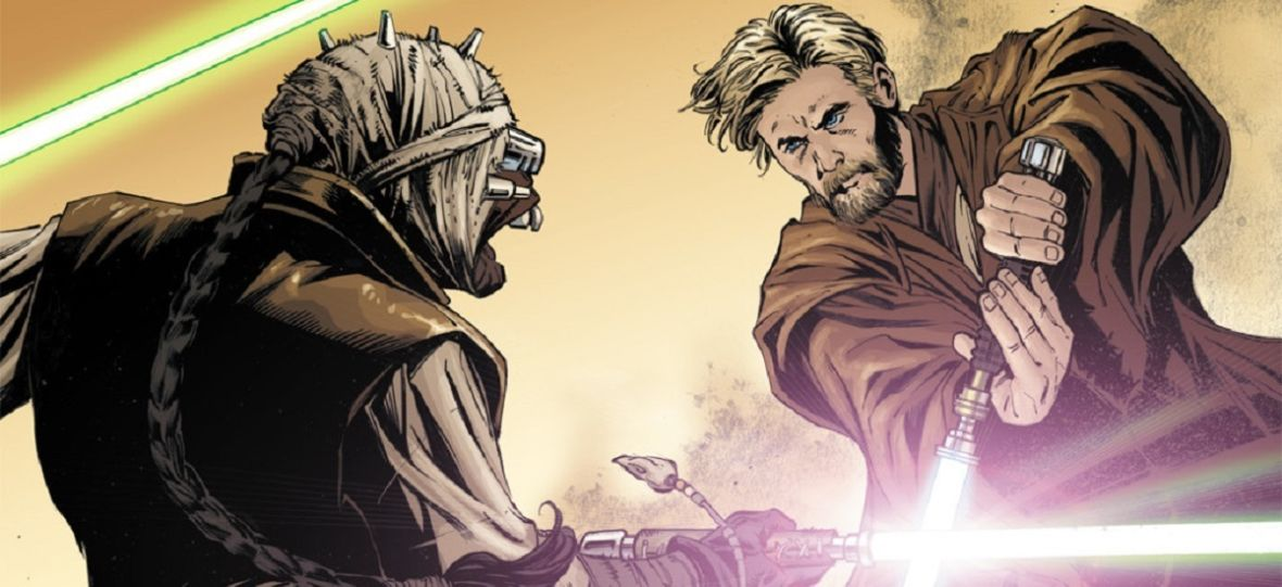 Darth Krayt z Legend miał być głównym antagonistą w serialu o Obi-Wanie. Fandom byłby wniebowzięty